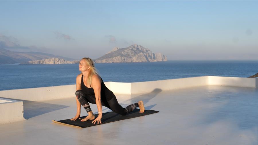 Hamstrings, yoga, stretch