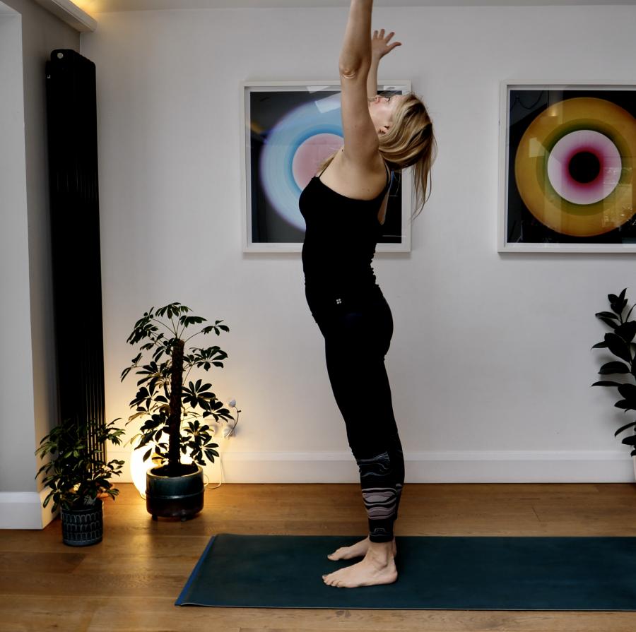 calm, flow, gentle, yoga, surrey